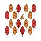 Autumn Fox by laurxy