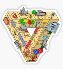 The Impossible Board Game Sticker