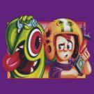 Oldies Commander Keen - Retro DOS game fan shirt by hangman3d