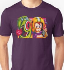 Oldies Commander Keen - Retro DOS game fan shirt T-Shirt