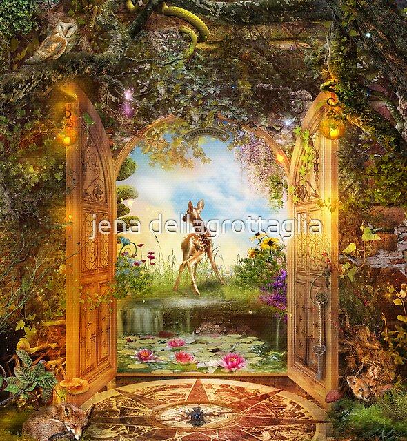 «Unlocking Summer» de jena dellagrottaglia