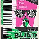 Alfred Hitchcock's The Blind Man by Stuart Manning Redux by Stuart Manning