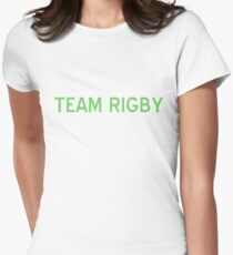 Team Rigby T-Shirt - CoolGirlTeez T-Shirt