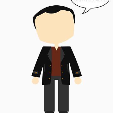 Ninth Doctor by dbowkercreative