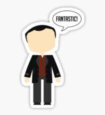 Ninth Doctor Sticker