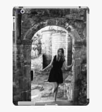 Entering Cybele's town iPad Case/Skin