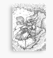 Tree Elf Canvas Print