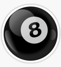 8-Ball Sticker