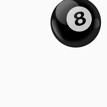 8-Ball - small by FreakShop404