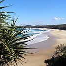 The Beach at 'Minnie Waters' North Coast, New South Wales Aust. by Rita Blom