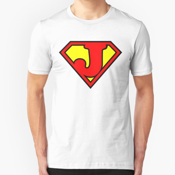 Super J Slim Fit T-Shirt