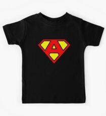Super A Kids Tee