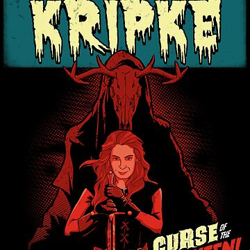 Tales from the Kripke by mannypdesign