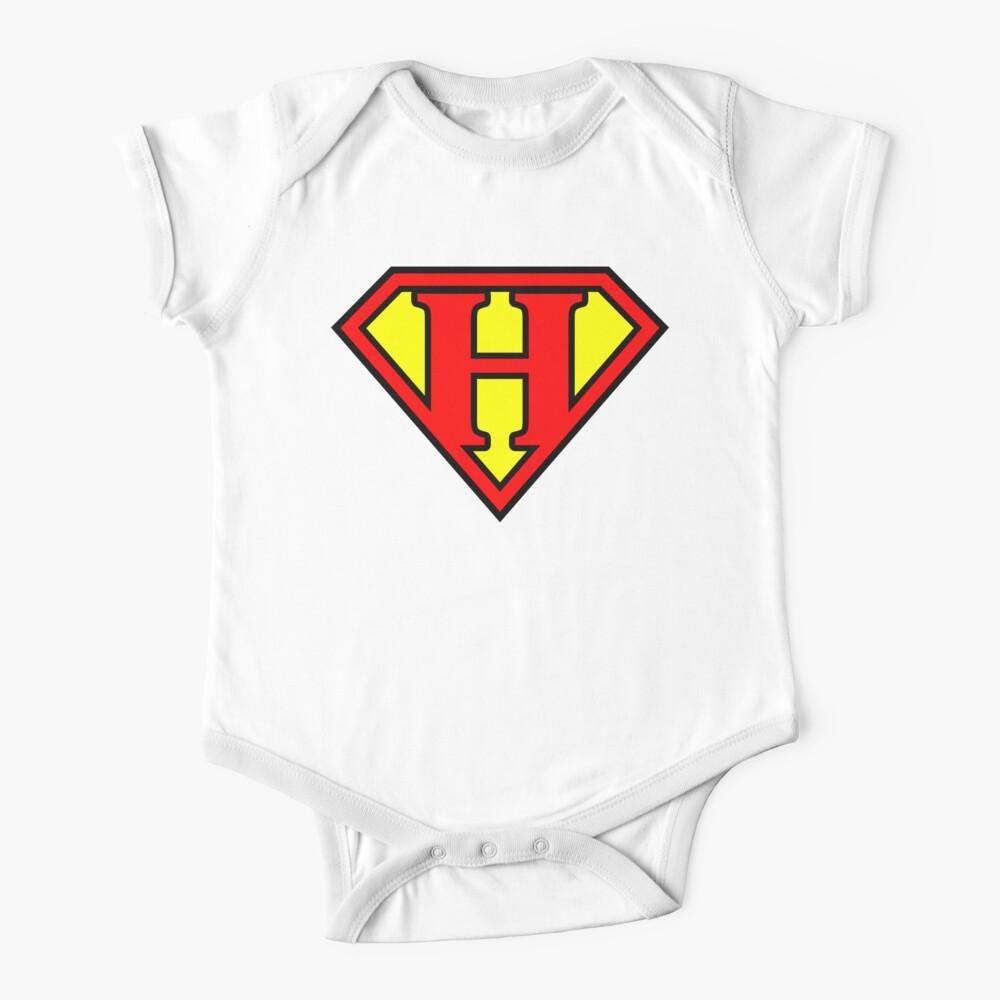 Super H Baby One-Piece
