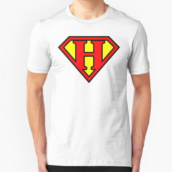 Super H Slim Fit T-Shirt