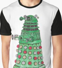 Christmas Dalek Graphic T-Shirt