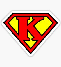 Super K Sticker