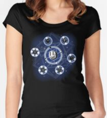 Chaos Rules Women's Fitted Scoop T-Shirt
