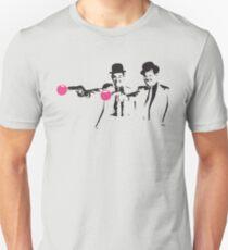 Laurel & Hardy Mashup T-Shirt
