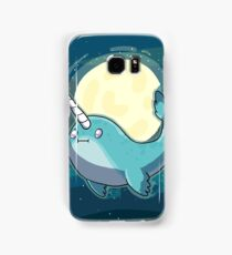 Space Narwhal Samsung Galaxy Case/Skin