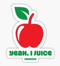 Juiced Sticker