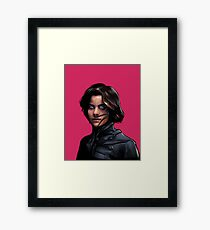 Ally In Dune Digital Duesday # 5 Framed Print