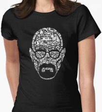 The Making of a Heisenberg Women's Fitted T-Shirt