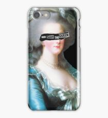 Madame Déficit iPhone Case/Skin
