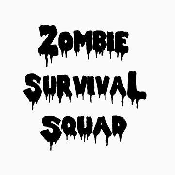 Zombie Survival Squad by Rewildman