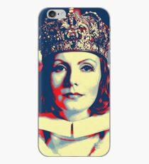 Greta Garbo in Queen Christina iPhone Case