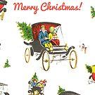 Christmas - Vintage Xmas by The Eighty-Sixth Floor