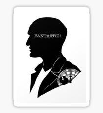 ECCLESTON Sticker