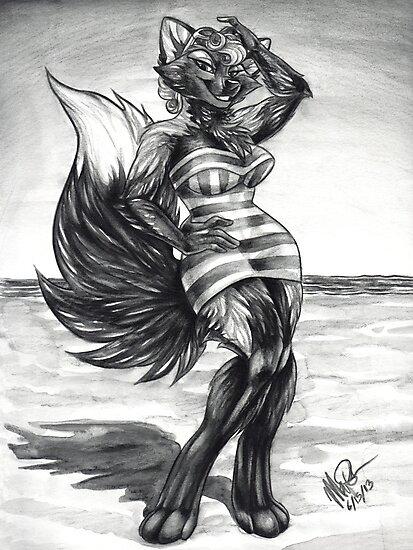 Vintage Vixen by Mayra Boyle