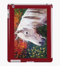 Blondie in the Fall iPad Case/Skin