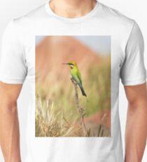 Rainbow Bee Eater 2 Unisex T-Shirt