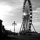 Brighton Wheel by mikebov