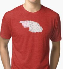 Sassy Toad - Variation Tri-blend T-Shirt