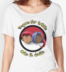 Team Tribble Rocket (Star Trek / Pokemon Mashup) Women's Relaxed Fit T-Shirt