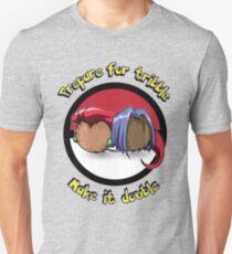Team Tribble Rocket (Star Trek / Pokemon Mashup) T-Shirt