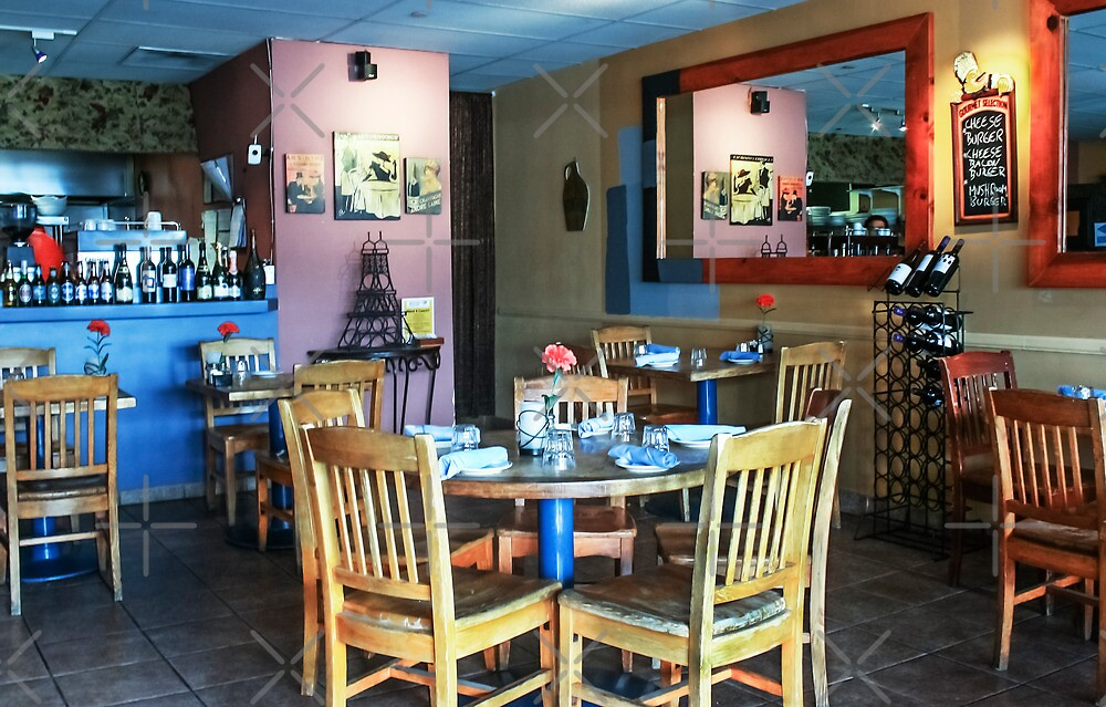 Bistro Open...Customers Wanted! by Heather Friedman