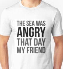 """George """"marine biologist"""" Costanza Unisex T-Shirt"""