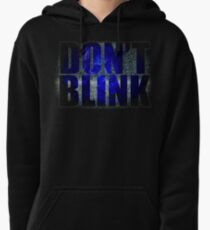 Don't Blink - Dr Who Weeping Angels T-shirt Pullover Hoodie