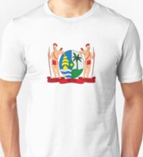 Coat of Arms of Suriname, 1959-1975 T-Shirt