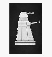 DOCTOR WHO - EXTERMINATE! Photographic Print