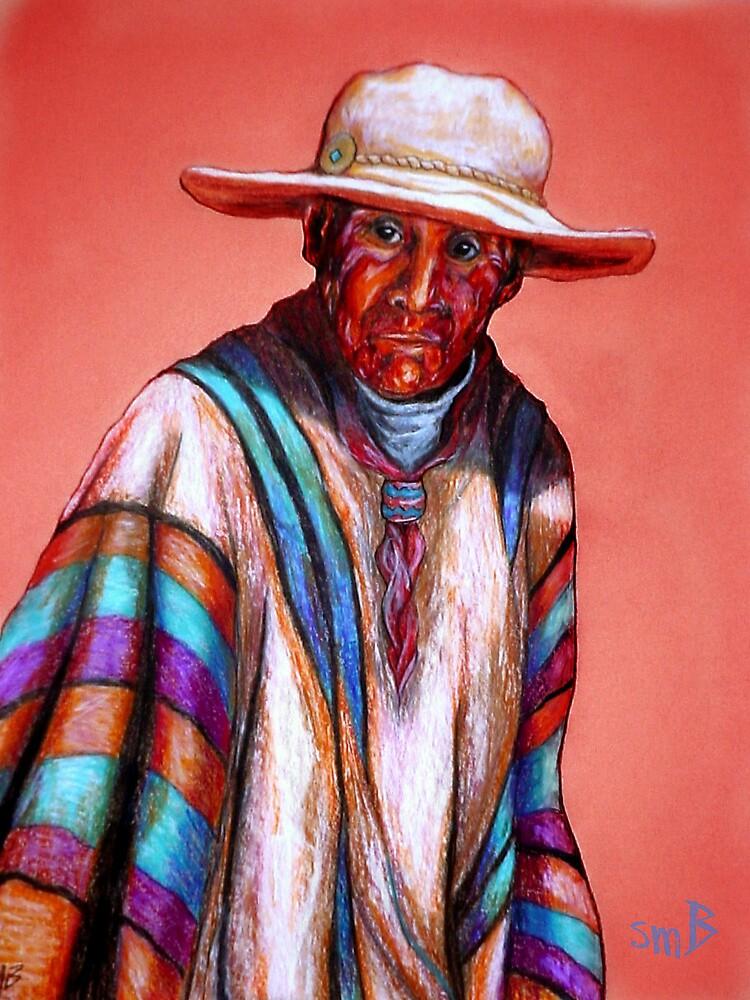 Evaristo by Susan McKenzie Bergstrom