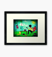 The Teddy Bear's Picnic Framed Print