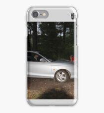 hyundai coupe iPhone Case/Skin