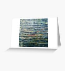 Trxas Flood Greeting Card