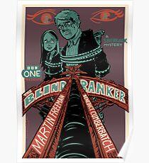 Vintage Poster - The Blind Banker Poster