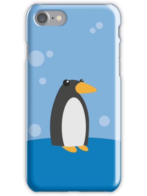 Penguin by Inside Triangle
